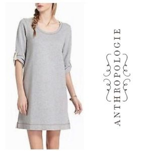 E by Eloise Sweatshirt Dress *Anthropologie*